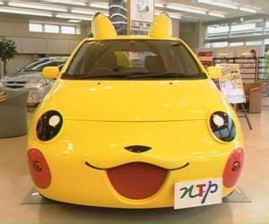 anime, asia, and car image