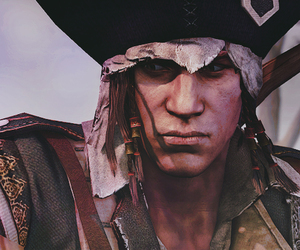 connor kenway and assassin's creed image