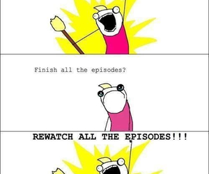 finish, serial, and watch image