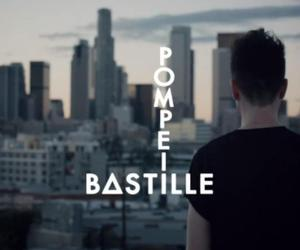 pompeii, bastille, and music image