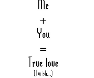 love, true love, and you image