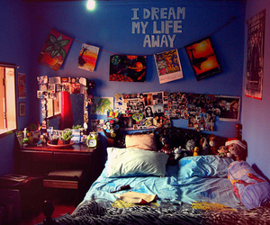 room, Dream, and bedroom image