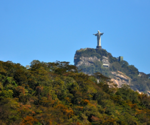 beautiful, brazil, and cristo redentor image