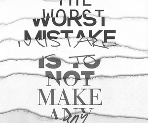 awesome, mistake, and typography image