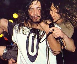 90's, chris cornell, and eddie vedder image