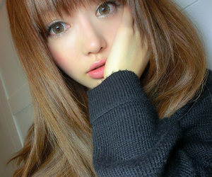 girl, cute, and japan image