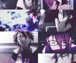 anime, kawaii, and k project image