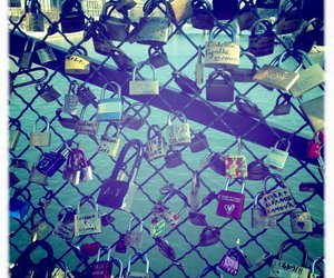 love lock image