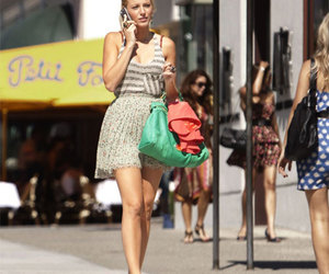 gossip girl, blake lively, and fashion image