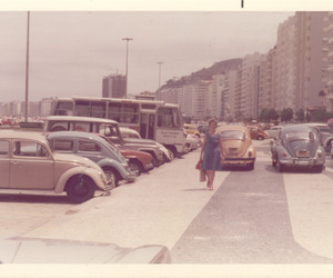 70's, beach, and brazil image