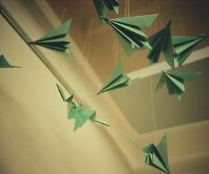 paper airplanes image