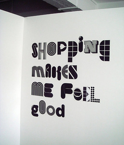 font, message, and shopping image