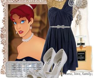 dress, anastasia, and chanel image