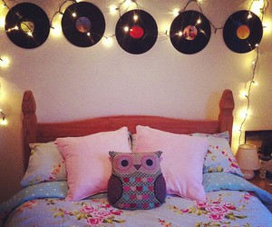 bedding, fairy, and girly image