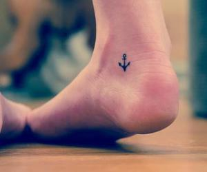 anchor, ankle, and hope image