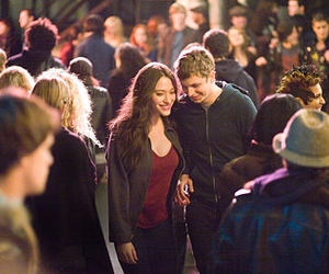 Kat Dennings, michael cera, and nick and norahs infinite playlist image