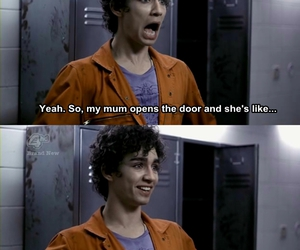 misfits, nathan, and robert sheehan image