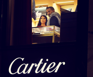 cartier, fashion, and kanye west image