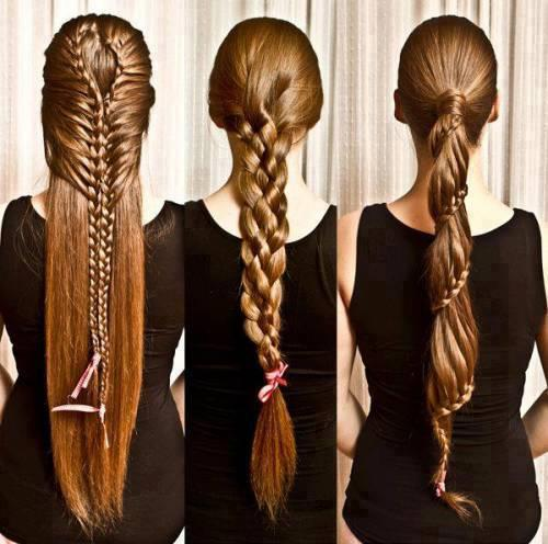 55 Images About Hairstyles On We Heart It See More About