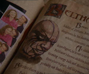 charmed, book of shadows, and imossible love image