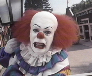 pennywise, clown, and it image