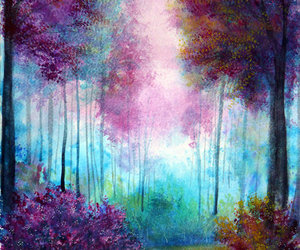 forest and art image