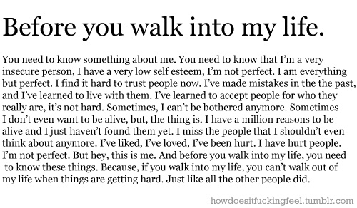 Walk Out Of My Life Quote – Avalonit.NET
