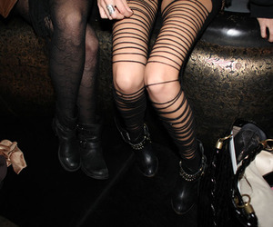 legs, tights, and party image