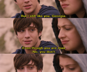 love, aaron johnson, and angus image