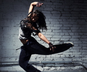 dance, hip hop, and dancing image
