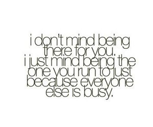 alone, busy, and everyone image