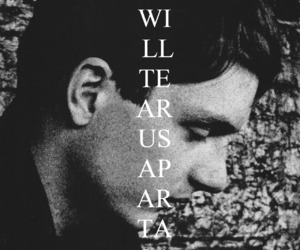 joy division and ian curtis image