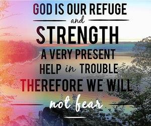 god, strength, and quote image