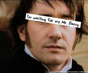 beautiful, mr darcy, and pride and prejudice image