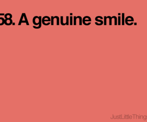 smile and justlittlethings image