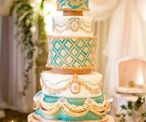 antoinette, cake, and paris image