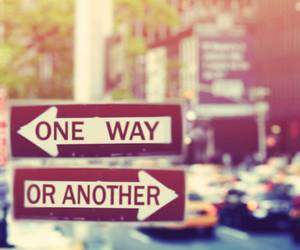 one direction, one way, and way image