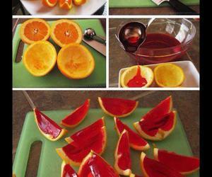 orange, food, and diy image