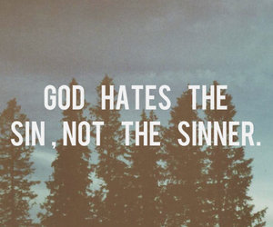 god, sin, and quote image