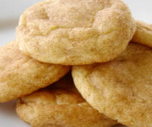 food and snickerdoodles image