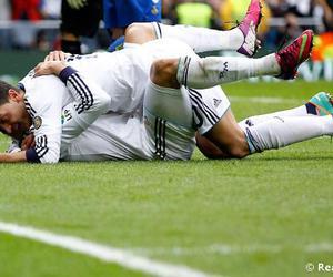 cristiano ronaldo, football, and real madrid image