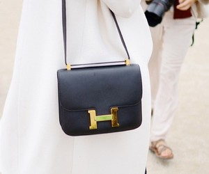 bag, girl, and street style image