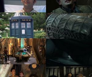 chest, david tennant, and doctor who image