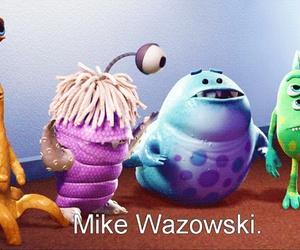 mike wazowski, boo, and monsters inc image