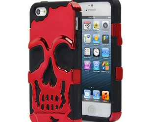 red and cheap iphone 5 cases image