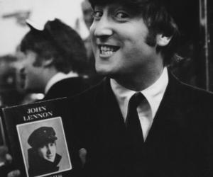john lennon, the beatles, and beatles image