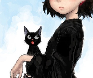 cute, anime, and kiki image