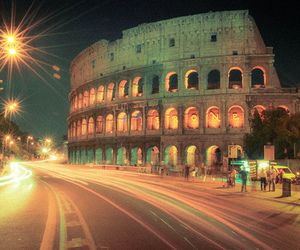 colosseo, rome, and city image