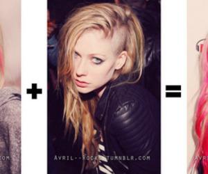 Avril, Avril Lavigne, and girl image