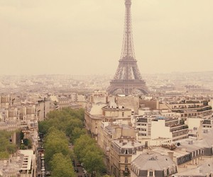girl, paris, and summer image